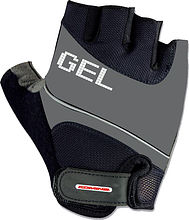 Komine GKC-001 Cycling gloves, grey, L