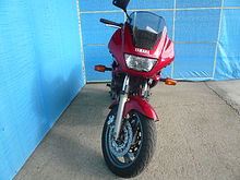 YAMAHA DIVERSION 600 фото NMB9072  (art-00003615) 5