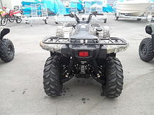 YAMAHA GRIZZLY 700FI продажа скв51  (art-00113061) 3