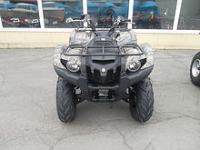 YAMAHA GRIZZLY 700FI продажа скв54  (art-00113457) 3