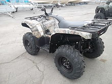 YAMAHA GRIZZLY 700FI цена скв54  (art-00113457) 2