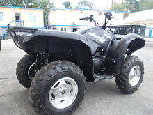 YAMAHA GRIZZLY 700FI продажа скв56  (art-00115693) 2