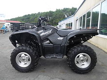 YAMAHA GRIZZLY 700FI видео скв56  (art-00115693) 6