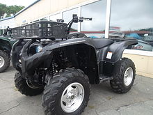 YAMAHA GRIZZLY 700FI купить скв56  (art-00115693) 7