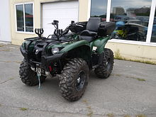Yamaha Grizzly 700FI цена скв63  (art-00116984) 2