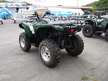 Yamaha Grizzly 700FI цена скв67  (art-00119824) 2