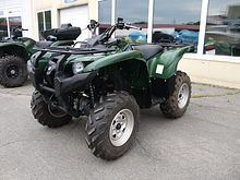 Yamaha Grizzly 700FI фото скв67  (art-00119824) 5