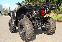YAMAHA GRIZZLY 700FI цена скв82  (art-00001471) 2