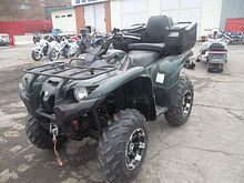 Yamaha Grizzly 700FI купить скв81  (art-00119827) 2
