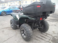 Yamaha Grizzly 700FI продажа скв81  (art-00119827) 4