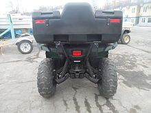 Yamaha Grizzly 700FI фото скв81  (art-00119827) 6