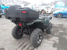 Yamaha Grizzly 700FI цена скв81  (art-00119827) 3