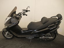 YAMAHA MAJESTY 125FI цена NMB9662  (art-00095160) 2