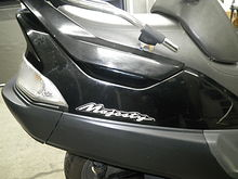 YAMAHA MAJESTY 250 цена NMB10422  (art-00126051) 16