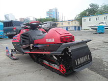 YAMAHA MOUNTAIN MAX 600 сравнение СН125  (art-00115678) 6