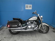 YAMAHA ROYAL STAR 1300