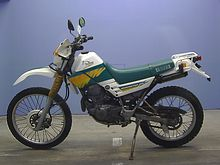 YAMAHA SEROW 225 цена nmb11388  (art-00143302) 2