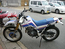 YAMAHA SEROW 225 описание NMB8869  (art-00122527) 18