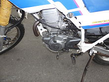 YAMAHA SEROW 225 купить NMB8869  (art-00122527) 8