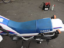 YAMAHA SEROW 225 сравнение NMB8869  (art-00122527) 13