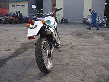 YAMAHA SEROW 225 описание NMB8226  (art-00119078) 4
