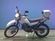 YAMAHA SEROW 225W цена NMB11242  (art-00135802) 2