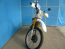 YAMAHA SEROW 225 фото NMB8906  (art-00122876) 4