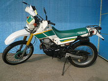 YAMAHA SEROW 225 сравнение NMB8906  (art-00122876) 5