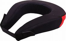 Komine SK-606 Neck guard, black, free