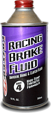 Maxima Racing brake fluid Brake Fluid Dot 4 synthetic formula
