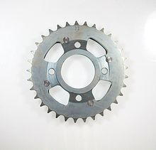 41200-KBG-000 Sprocket (33t) Honda