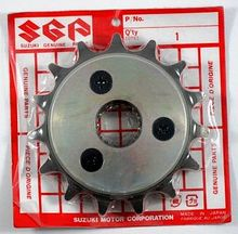 27510-490120 SPROCKET,ENGINE(NT:15) Suzuki